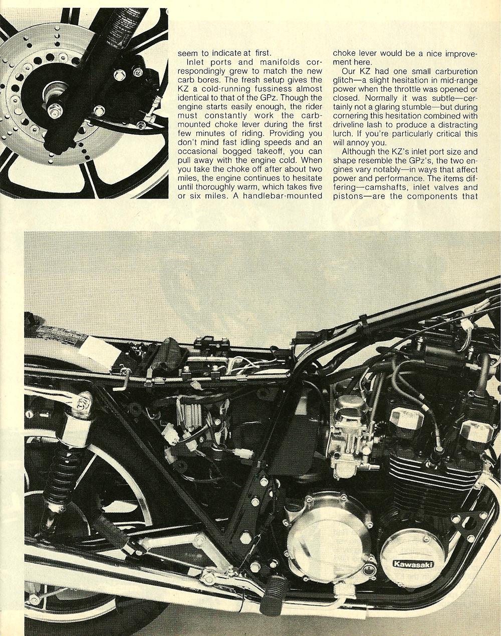 1983 Kawasaki KZ550 A4 road test 5.jpg