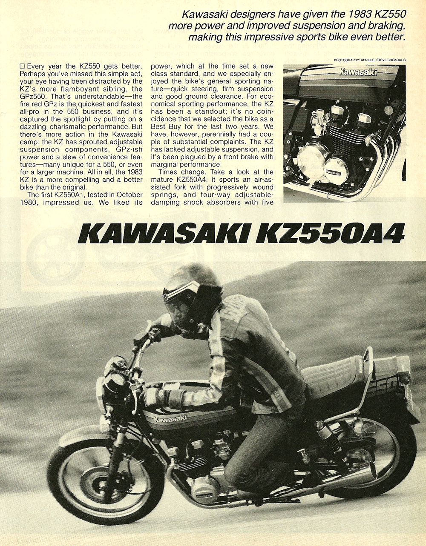 1983 Kawasaki KZ550 A4 road test 1.jpg