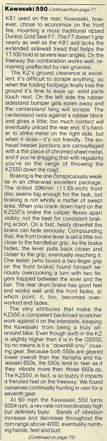 1980 Kawasaki KZ550 road test 07.jpg