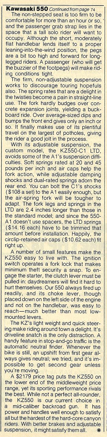 1980 Kawasaki KZ550 road test 08.jpg