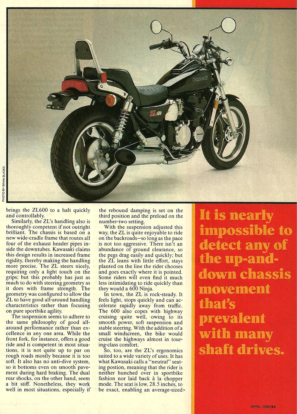 1986 Kawasaki Zl600a Wiring Schematic