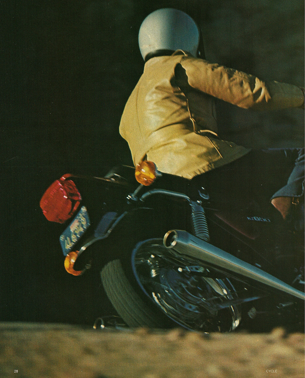 1976 Kawasaki KZ650 road test 01.jpg