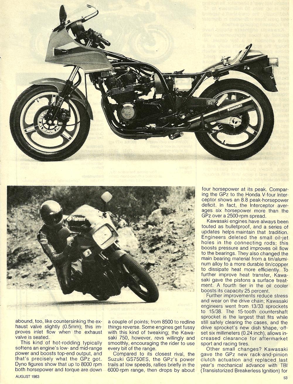 1983 Kawasaki GPz 750 road test 6.jpg