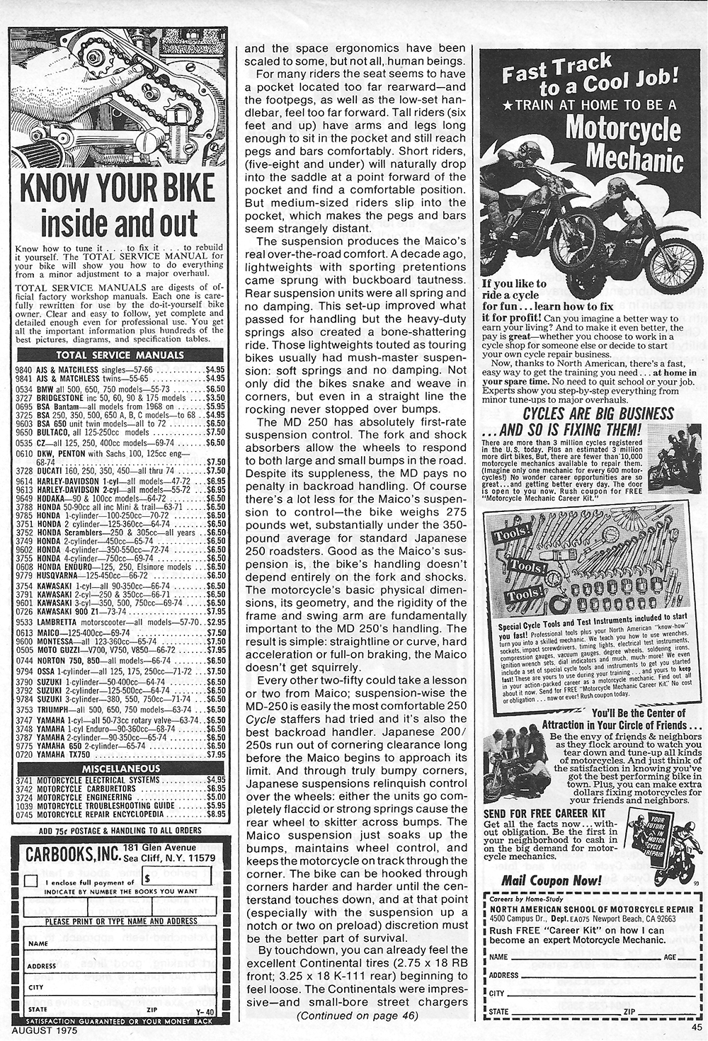 1975 Maico MD250 road test 5.png