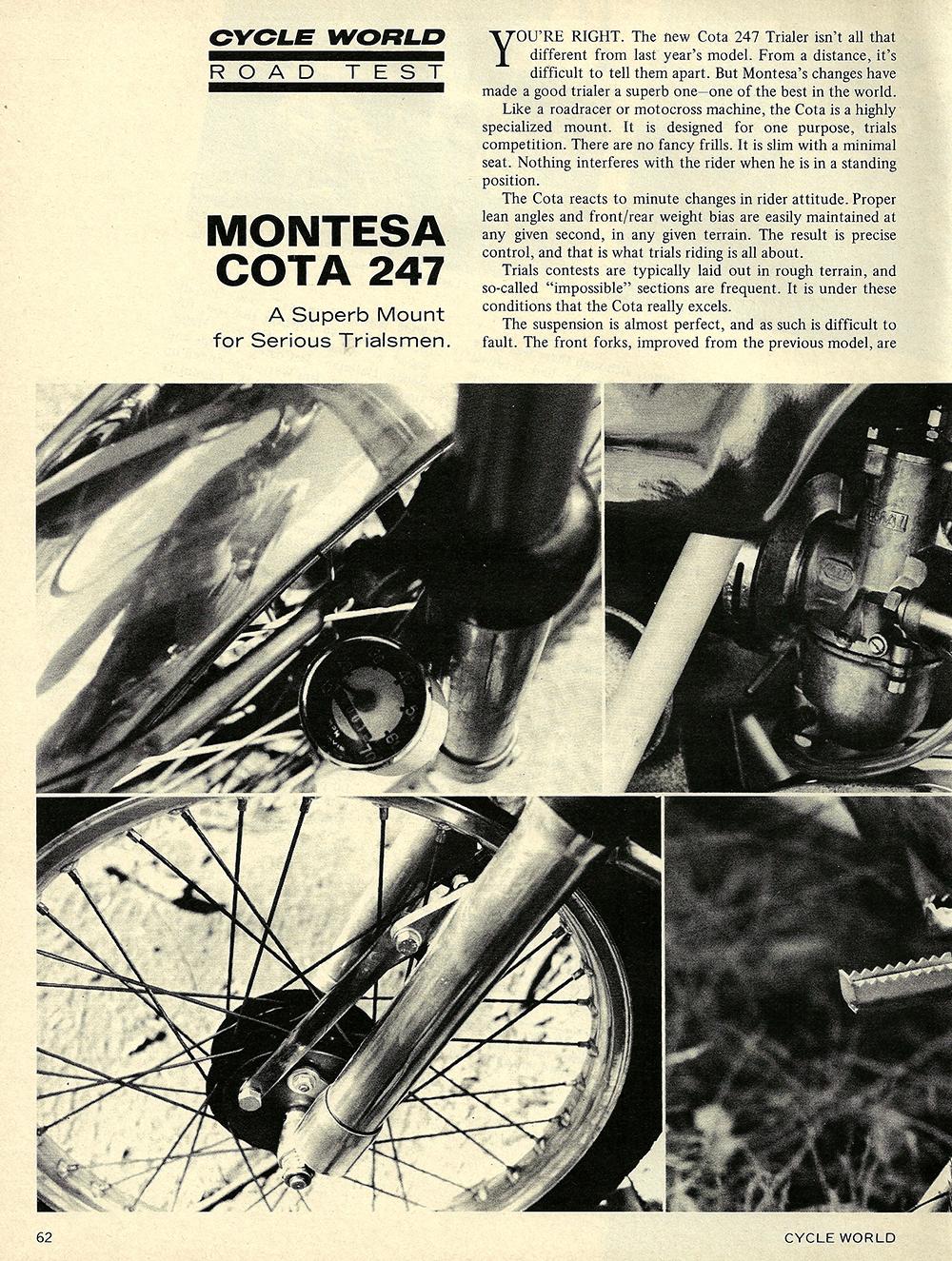 1971 Montesa Cota 247 road test 01.jpg