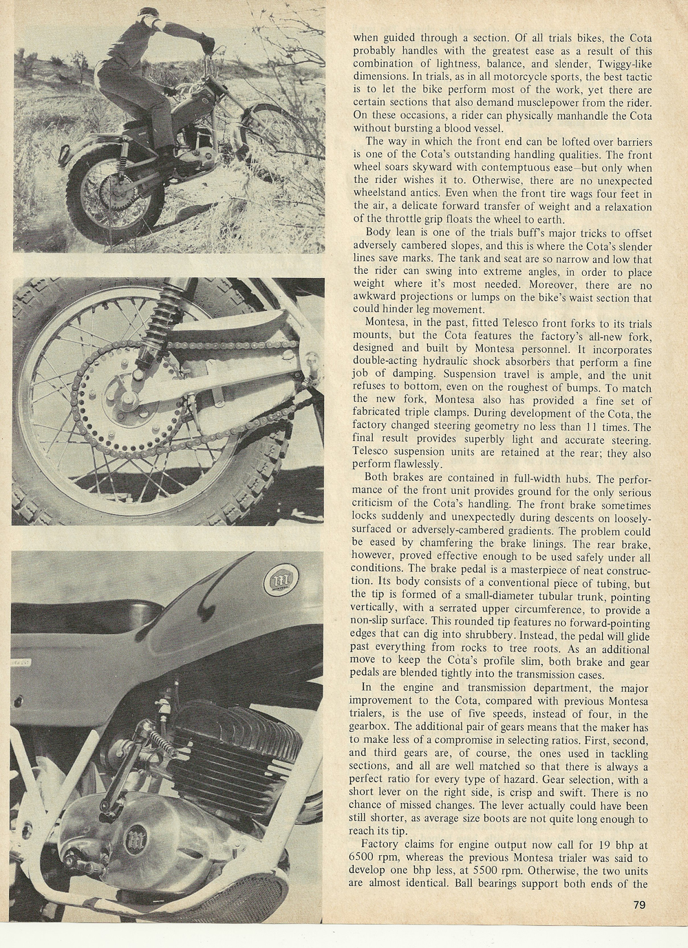 1969 Montesa Cota 247 road test 2.jpg