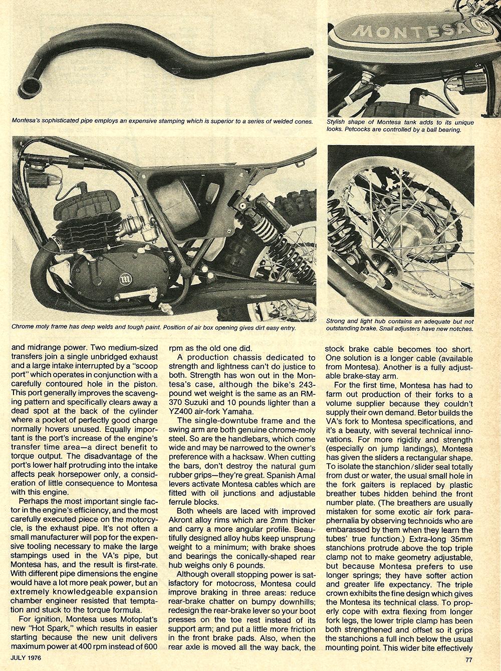 1976 Montesa 360 VA road test 4.jpg