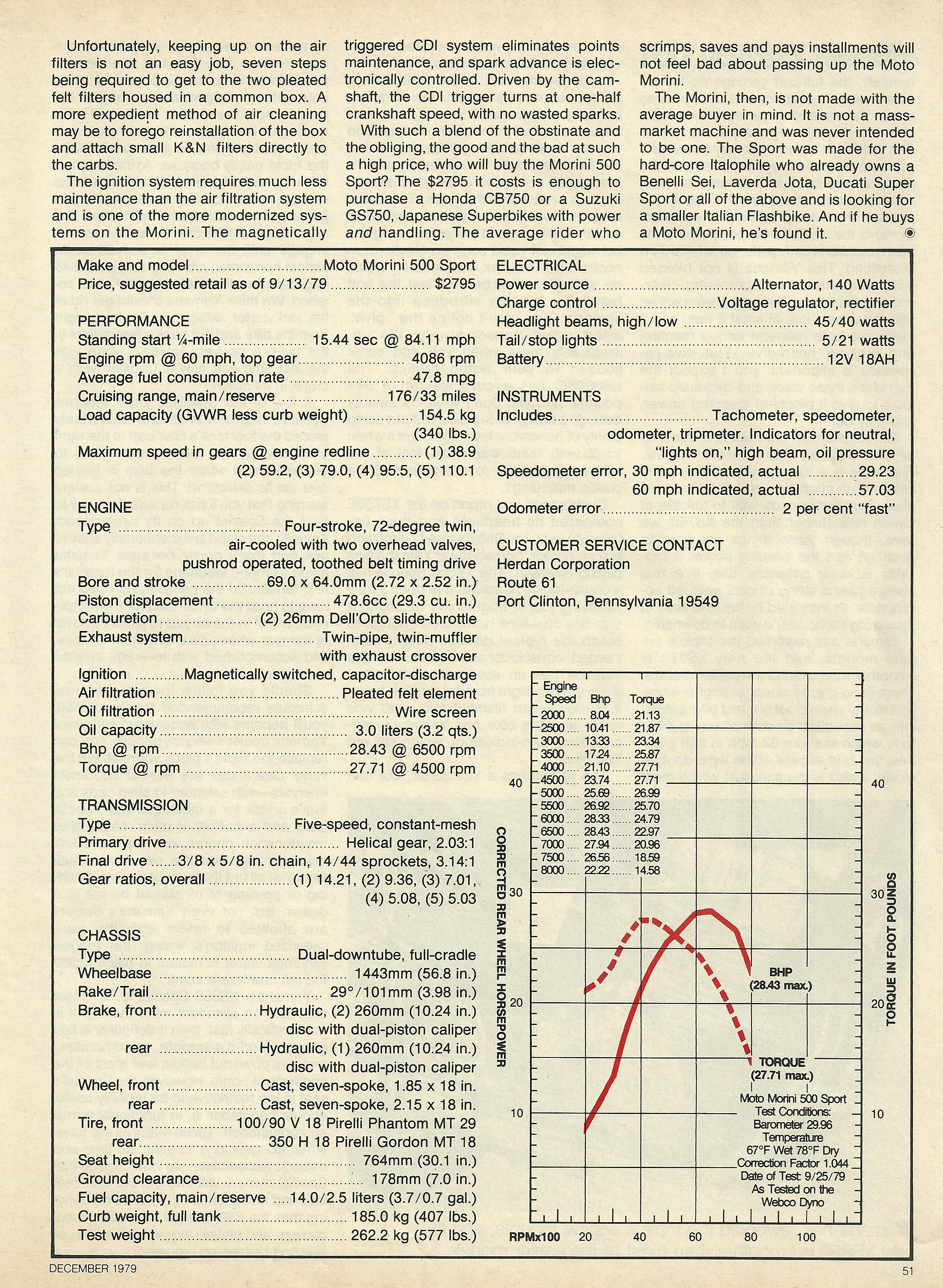 1980 Moto Morini 500 Sport road test 6.JPG