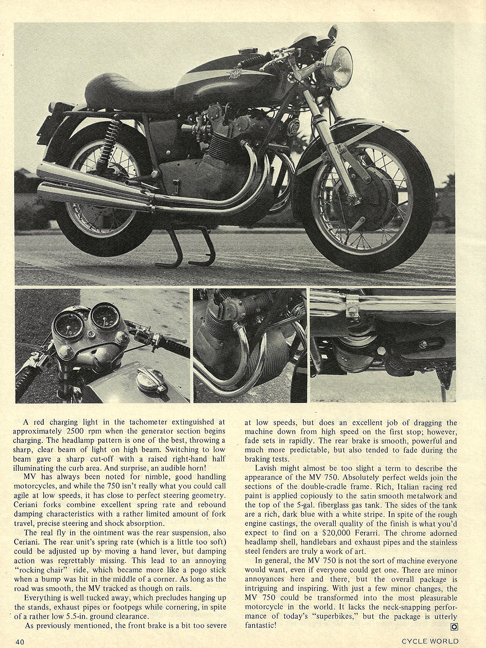 1971 MV 750 four road test 04.jpg