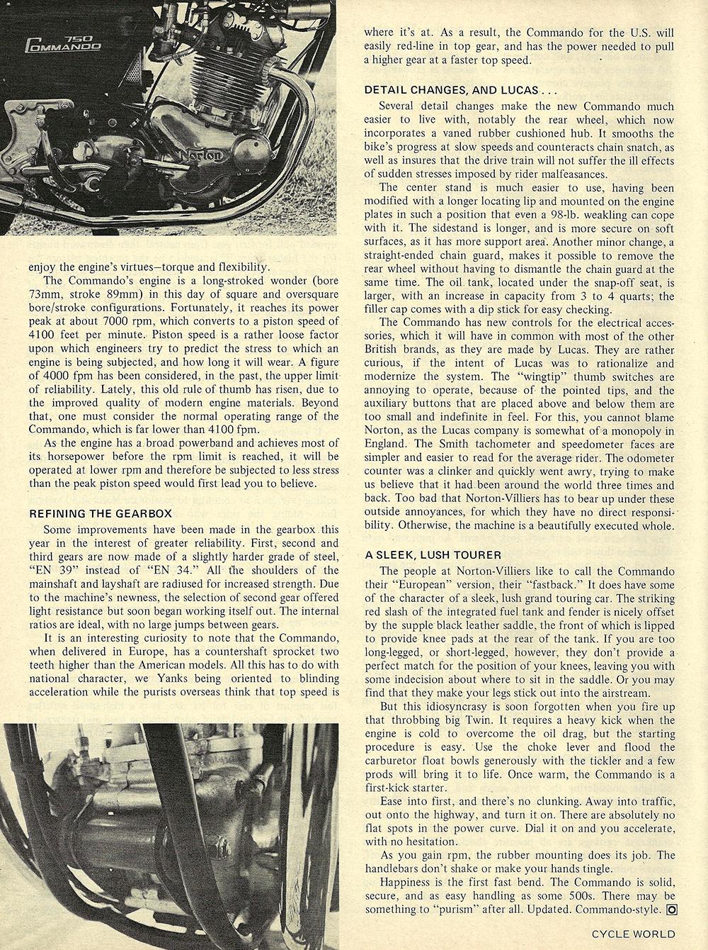 1971 Norton 750 Commando Fastback road test 03.jpg