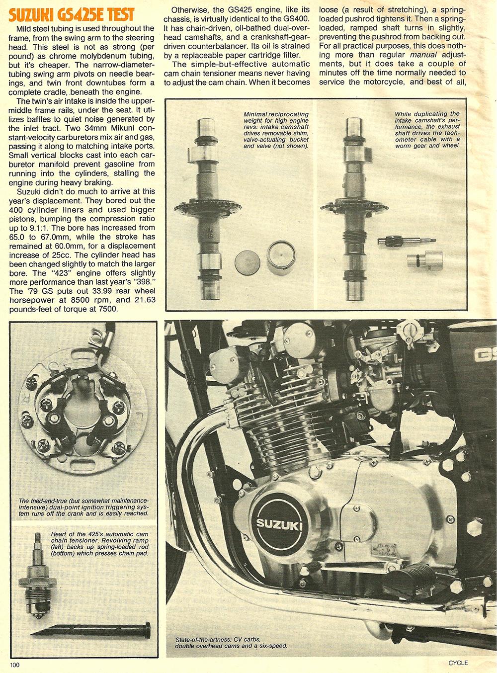 1979 Suzuki GS425E road test 03.jpg