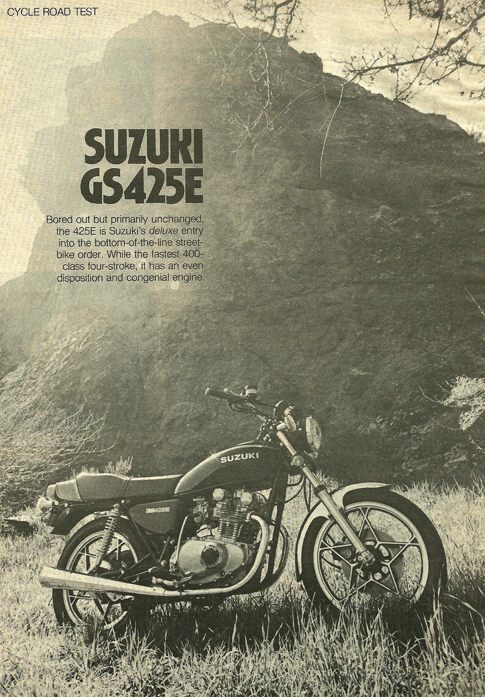 1979 Suzuki GS425E road test 01.jpg