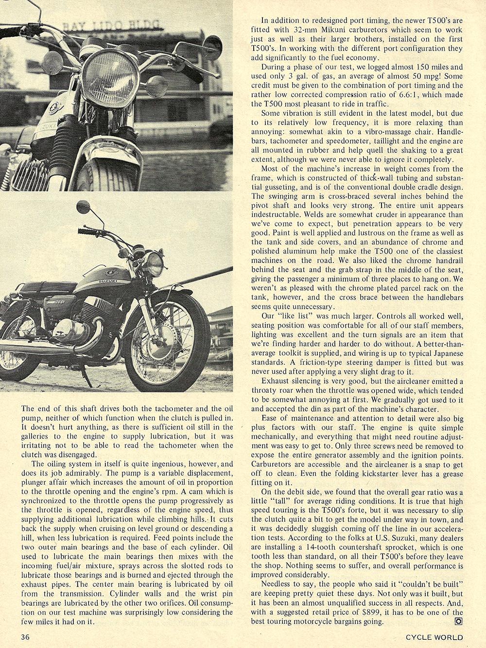 1970 Suzuki T500 III road test 03.jpg