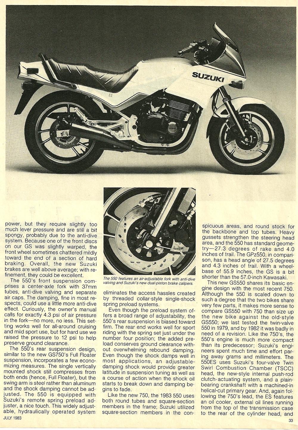 1983 Suzuki GS550ES road test 4.jpg