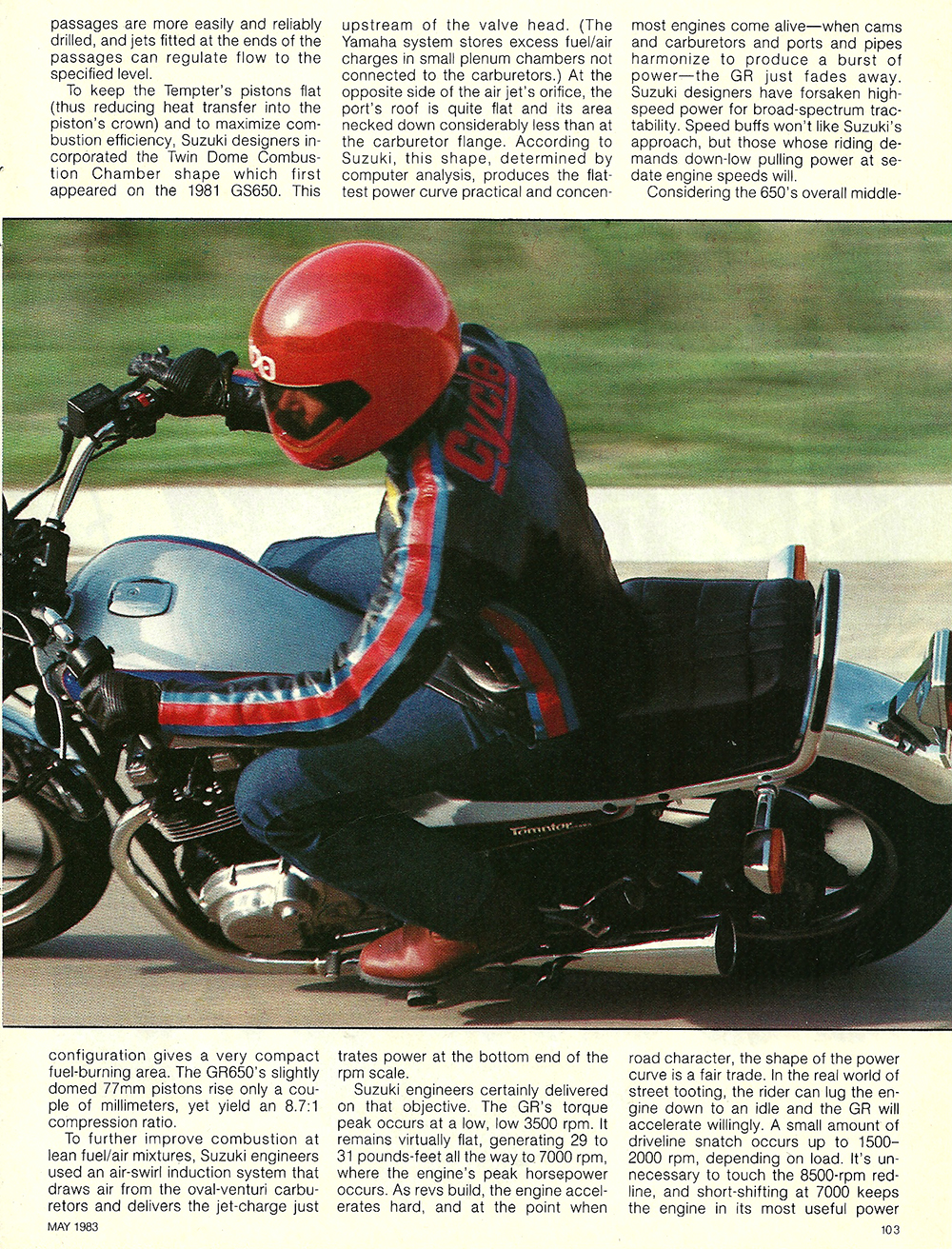 1983 Suzuki GR650D Tempter road test 4.jpg
