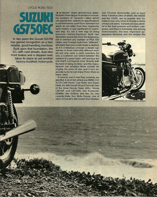 1978 Suzuki GS750ec road test 02.jpg