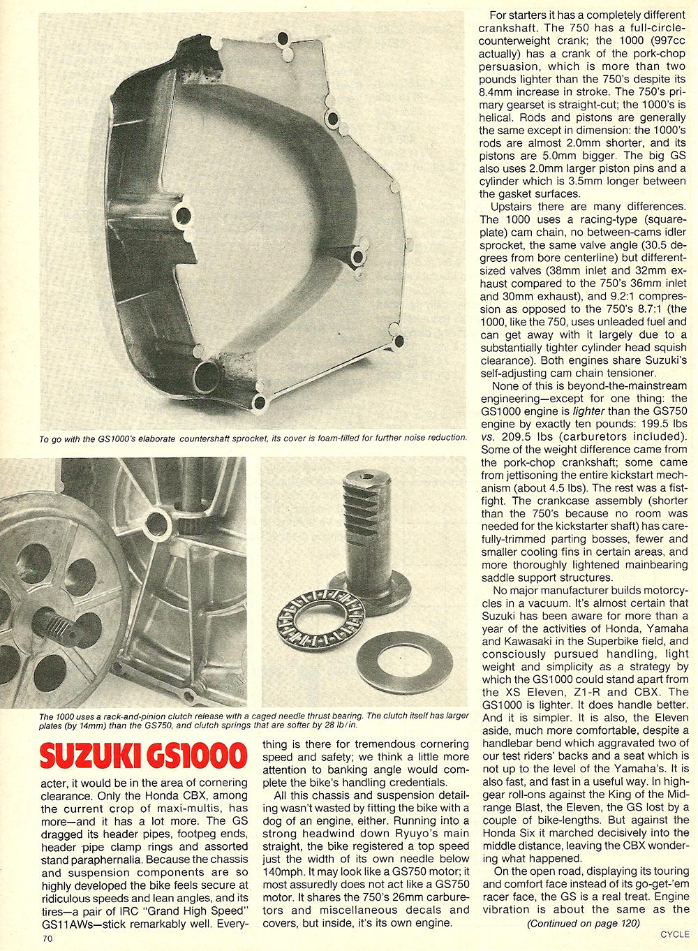 1978 Suzuki GS1000 road test 9.jpg