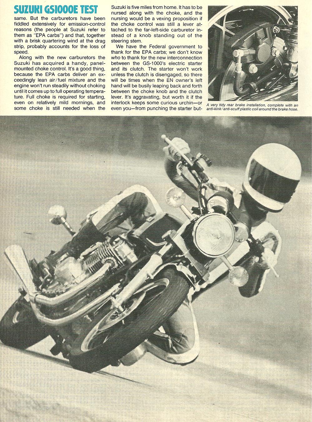 1979 Suzuki GS1000E road test 05.jpg
