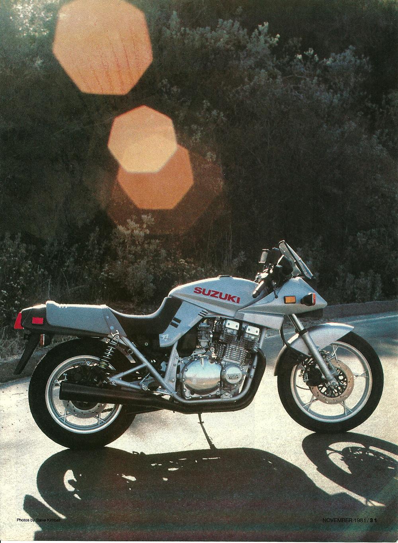 1981 Suzuki GS1000S Katana road test 2.jpg