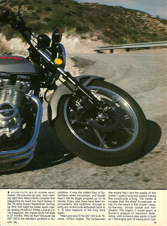 1982 Suzuki GS1100EZ road test 02.jpg