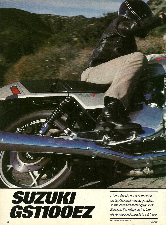 1982 Suzuki GS1100EZ road test 01.jpg