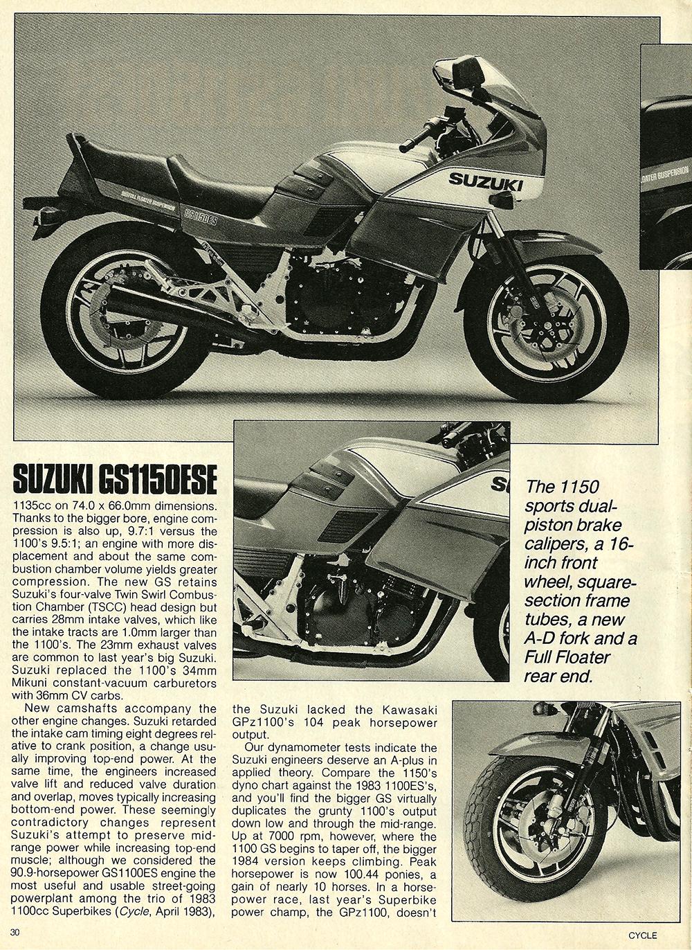 1984 Suzuki GS1150ESE road test 3.jpg