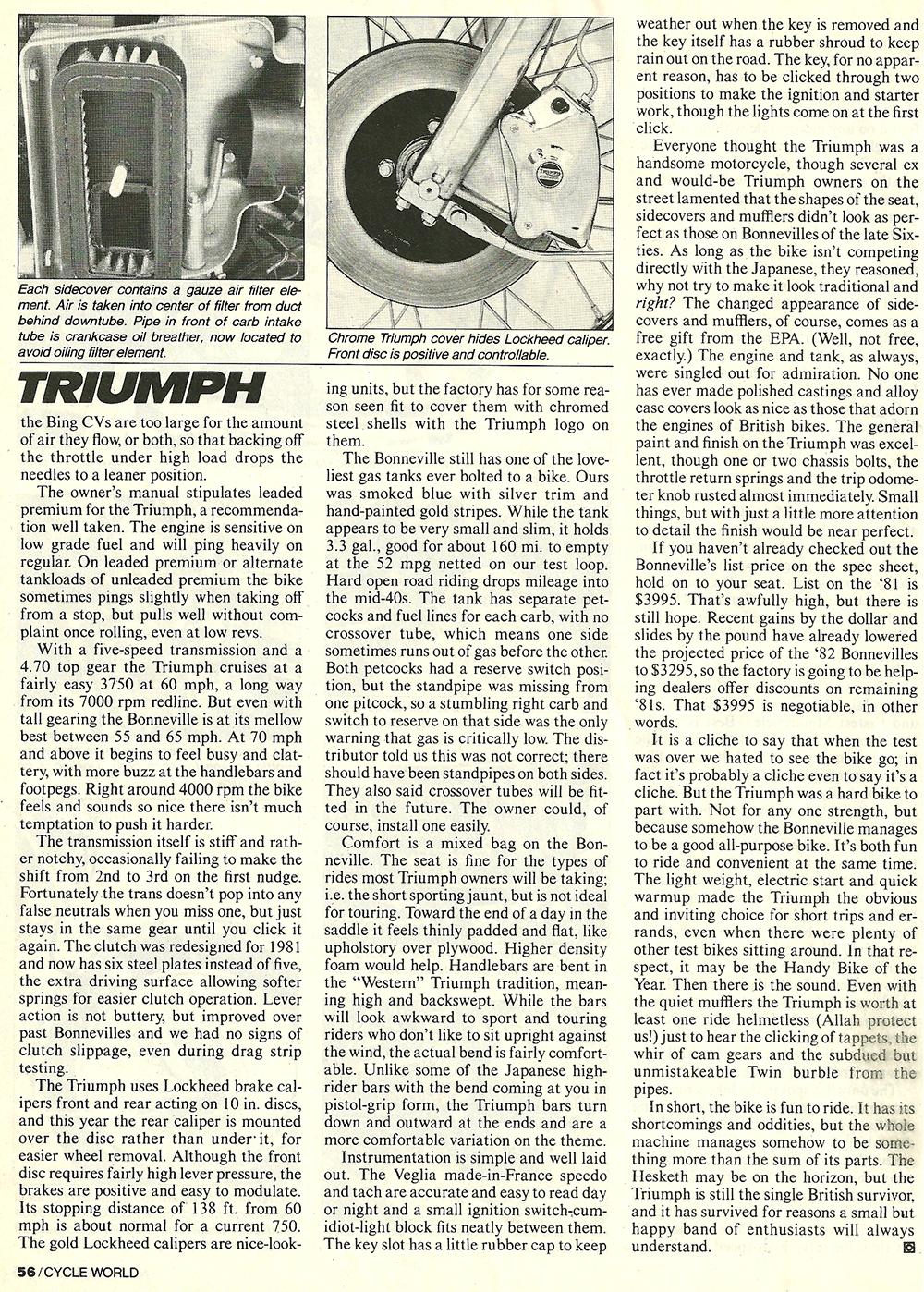1981 Triumph 750 Bonneville road test 5.jpg
