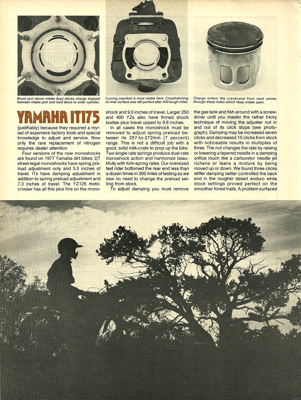 1977 Yamaha IT175 road test 5.jpg