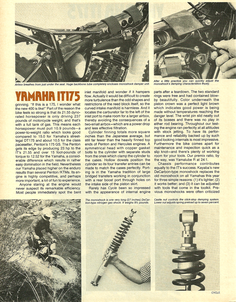 1977 Yamaha IT175 road test 3.jpg
