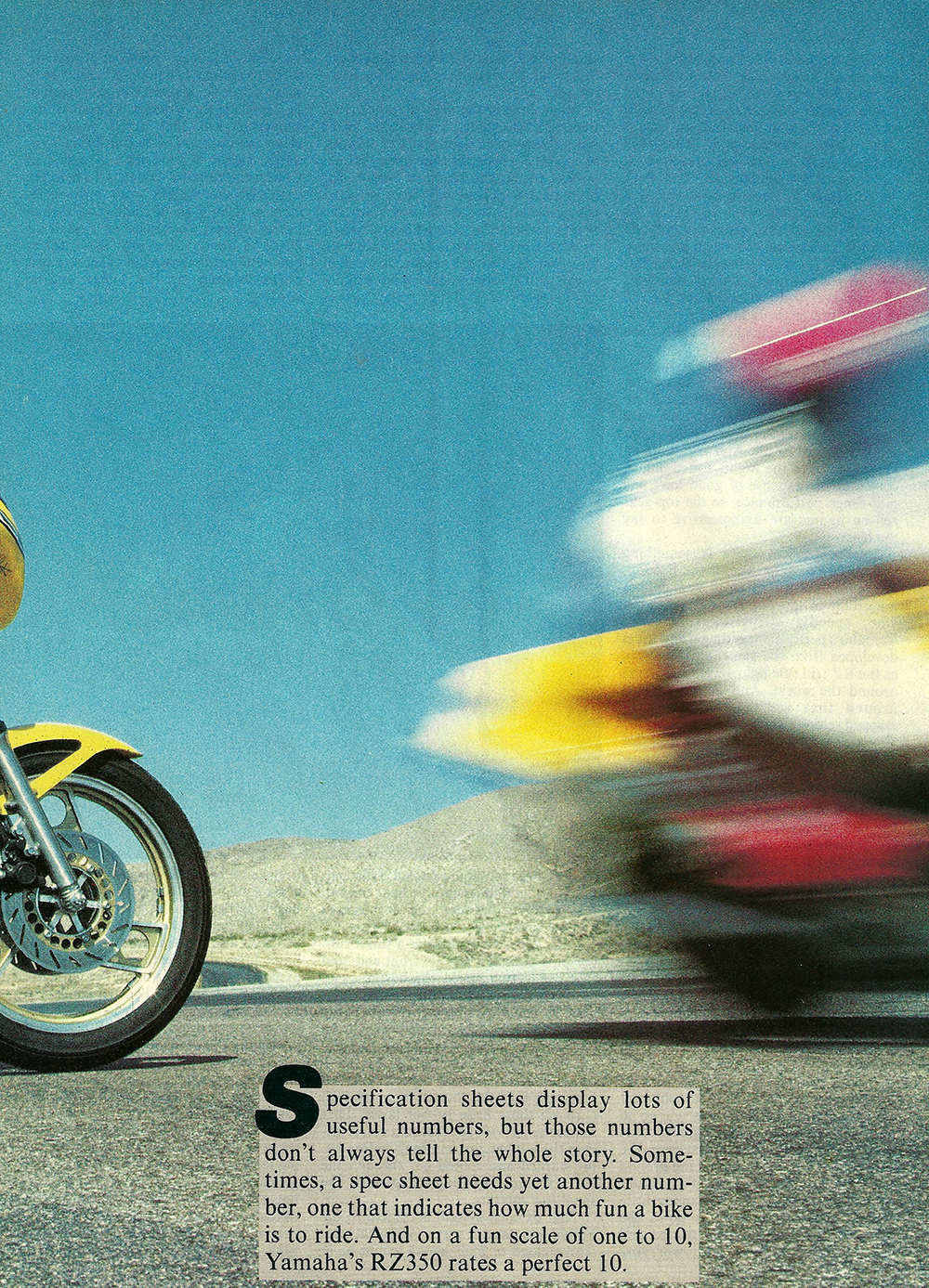 1984 Yamaha RZ350 road test 02.jpg