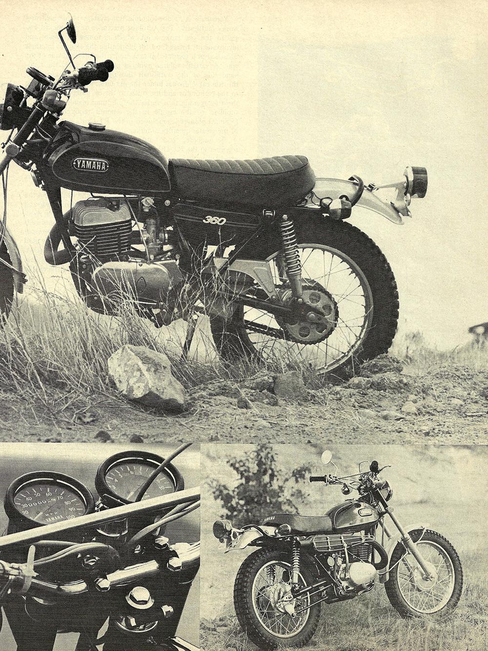1971 Yamaha RT-1B road test 02.jpg