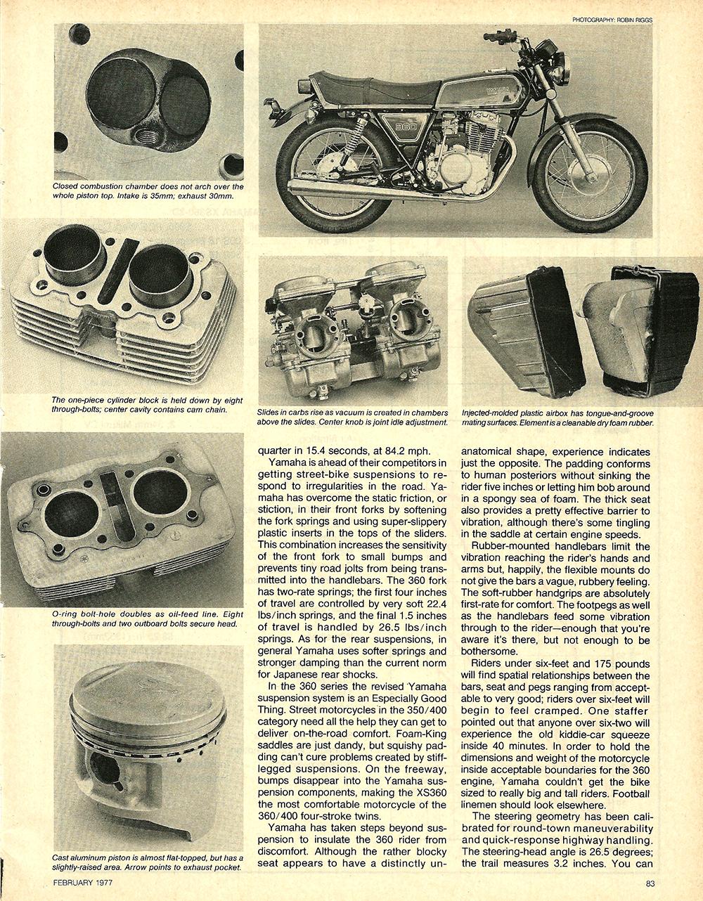 1977 Yamaha XS360-2D road test 3.jpg