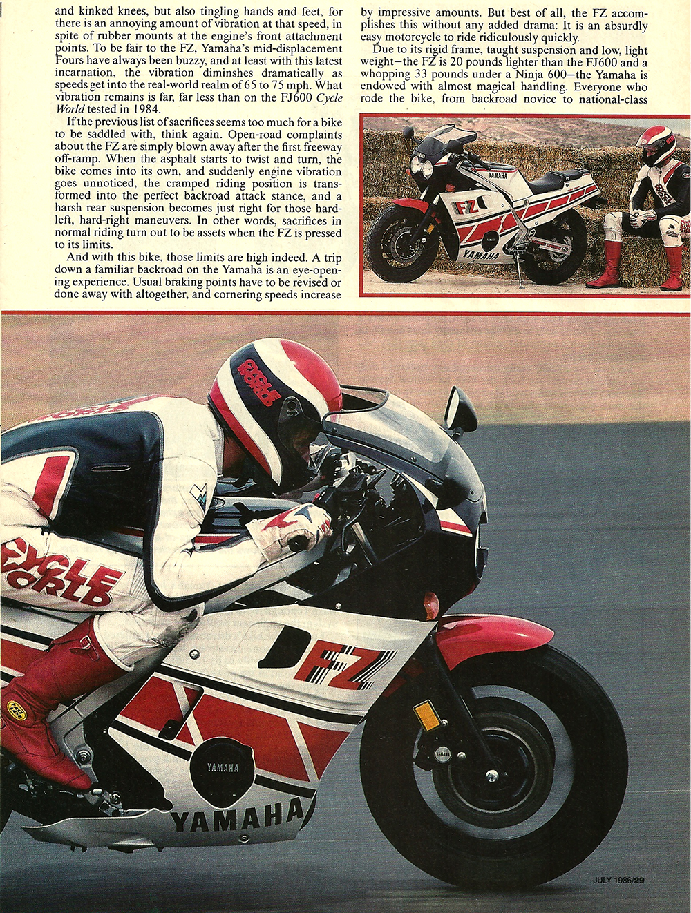 1986 Yamaha FZ600 road test 04.jpg