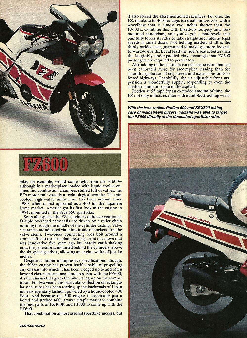 1986 Yamaha FZ600 road test 03.jpg