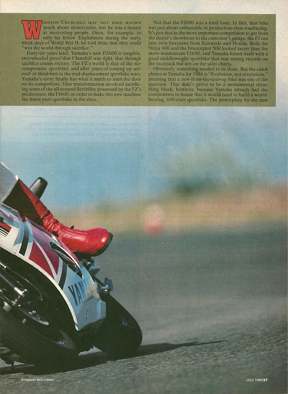 1986 Yamaha FZ600 road test 02.jpg
