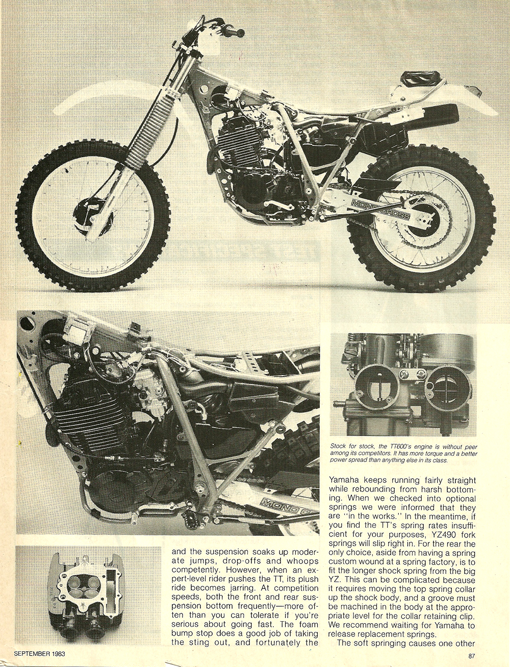 1983 Yamaha TT600K off road test 6.jpg