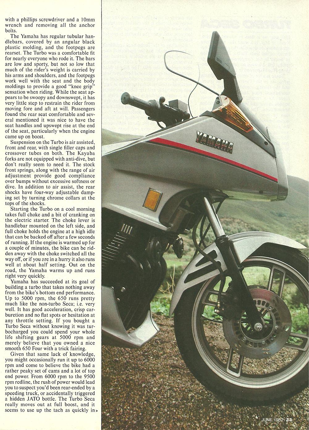 1982 Yamaha Turbo Seca 650 road test 06.jpg