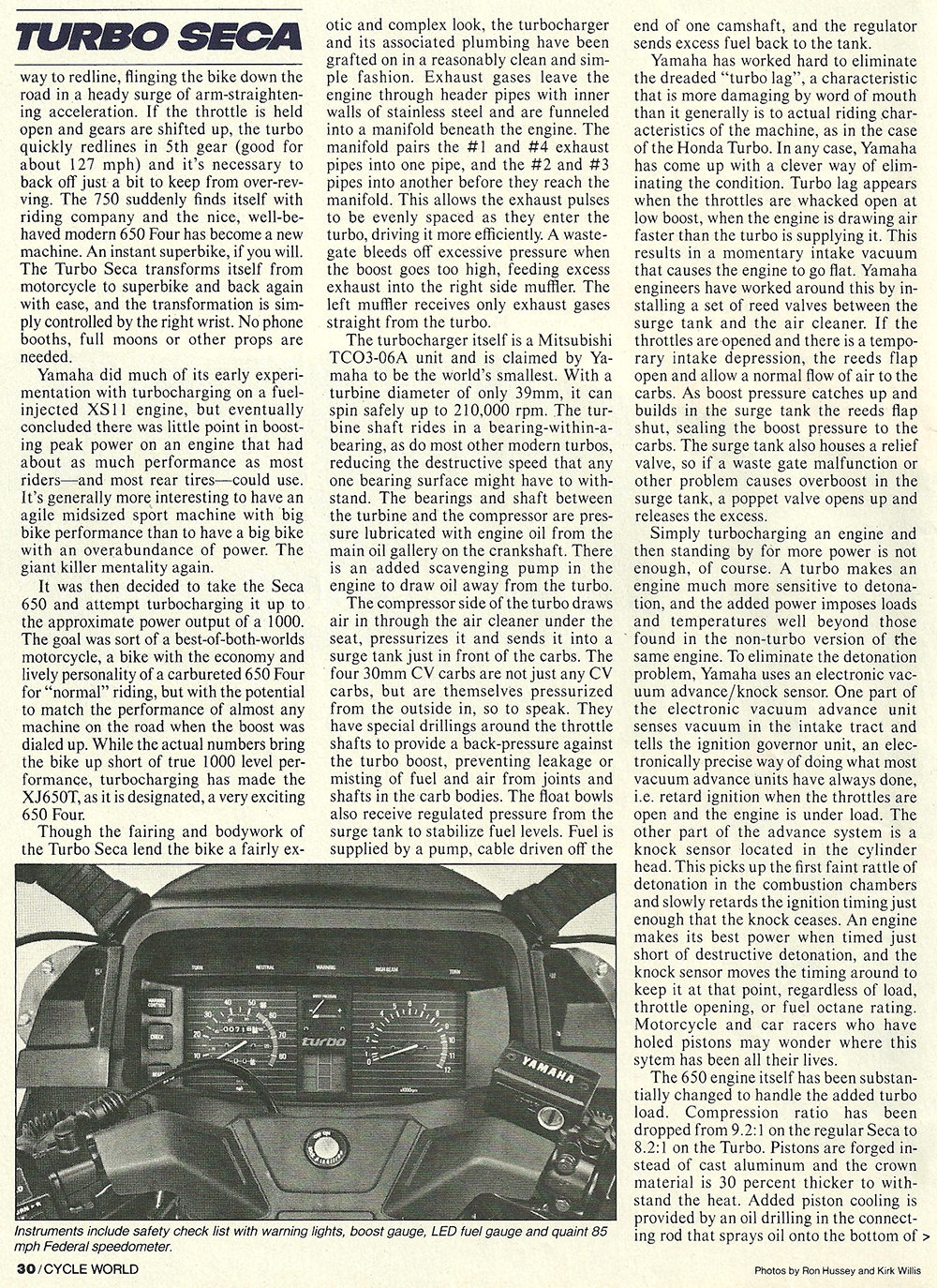 1982 Yamaha Turbo Seca 650 road test 03.jpg