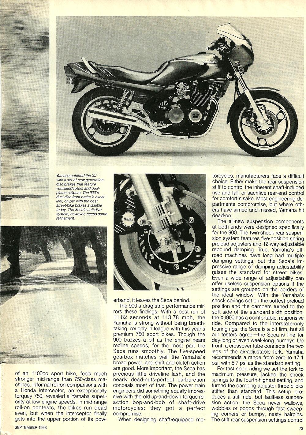 1983 Yamaha XJ900RK Seca road test 4.jpg
