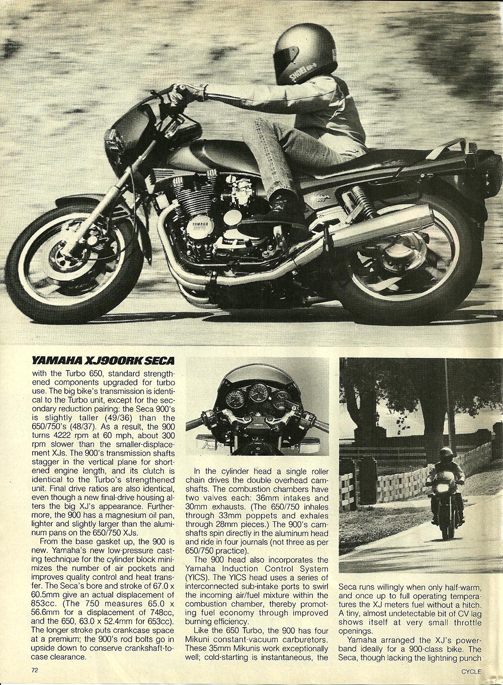 1983 Yamaha XJ900RK Seca road test 3.jpg