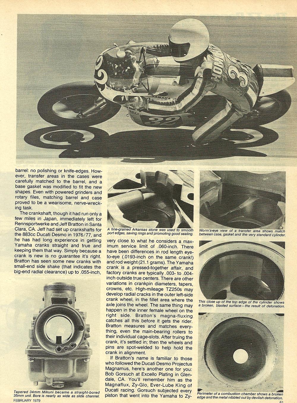 1978 Yamaha TZ750 Bumblebee Special test 09.jpg