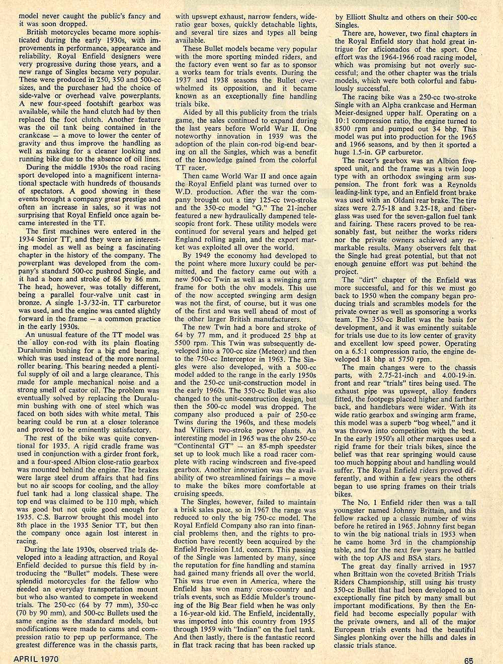 1970 History of Royal Enfield 04.jpg