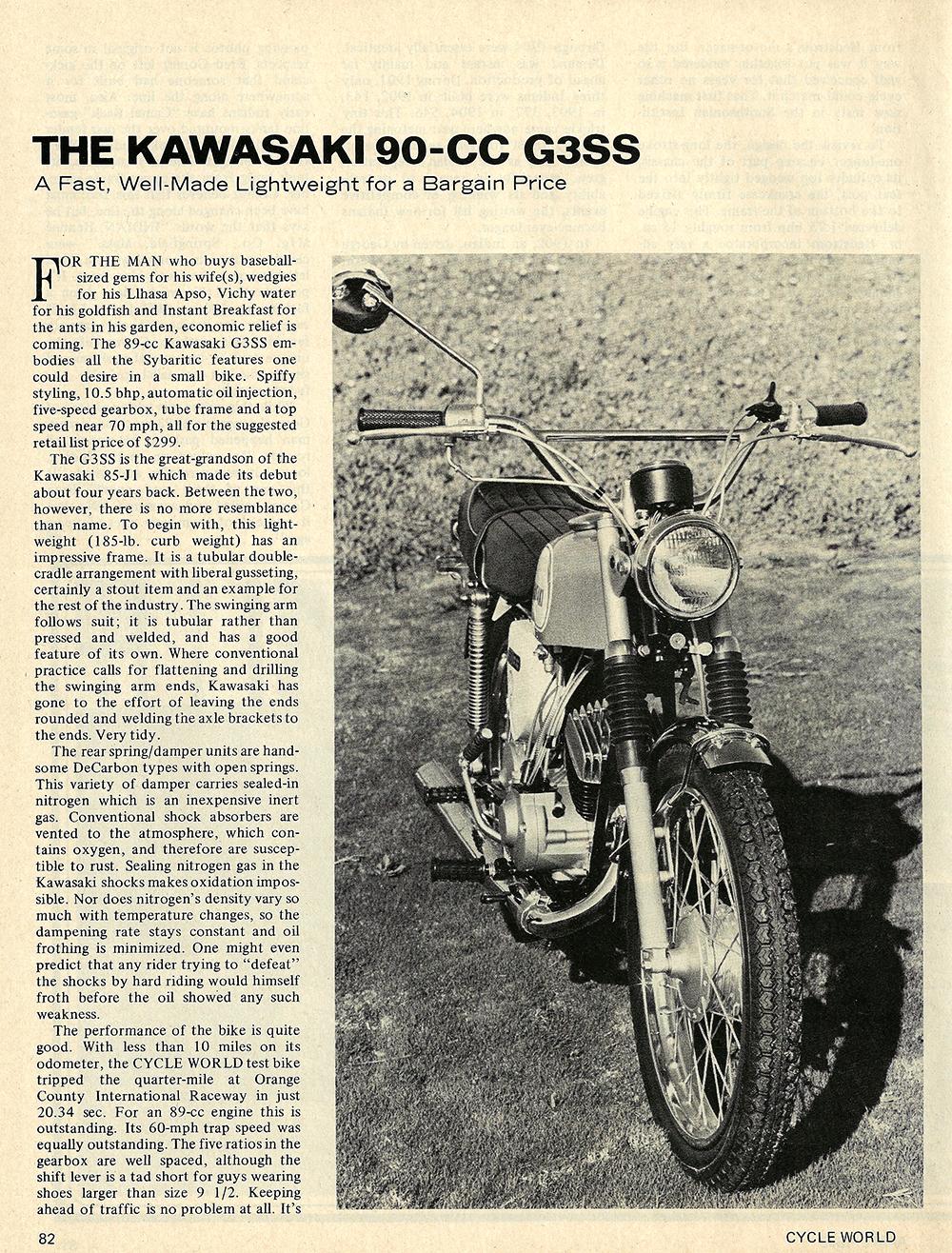 1969 Kawasaki G3SS 90 road test 01.jpg