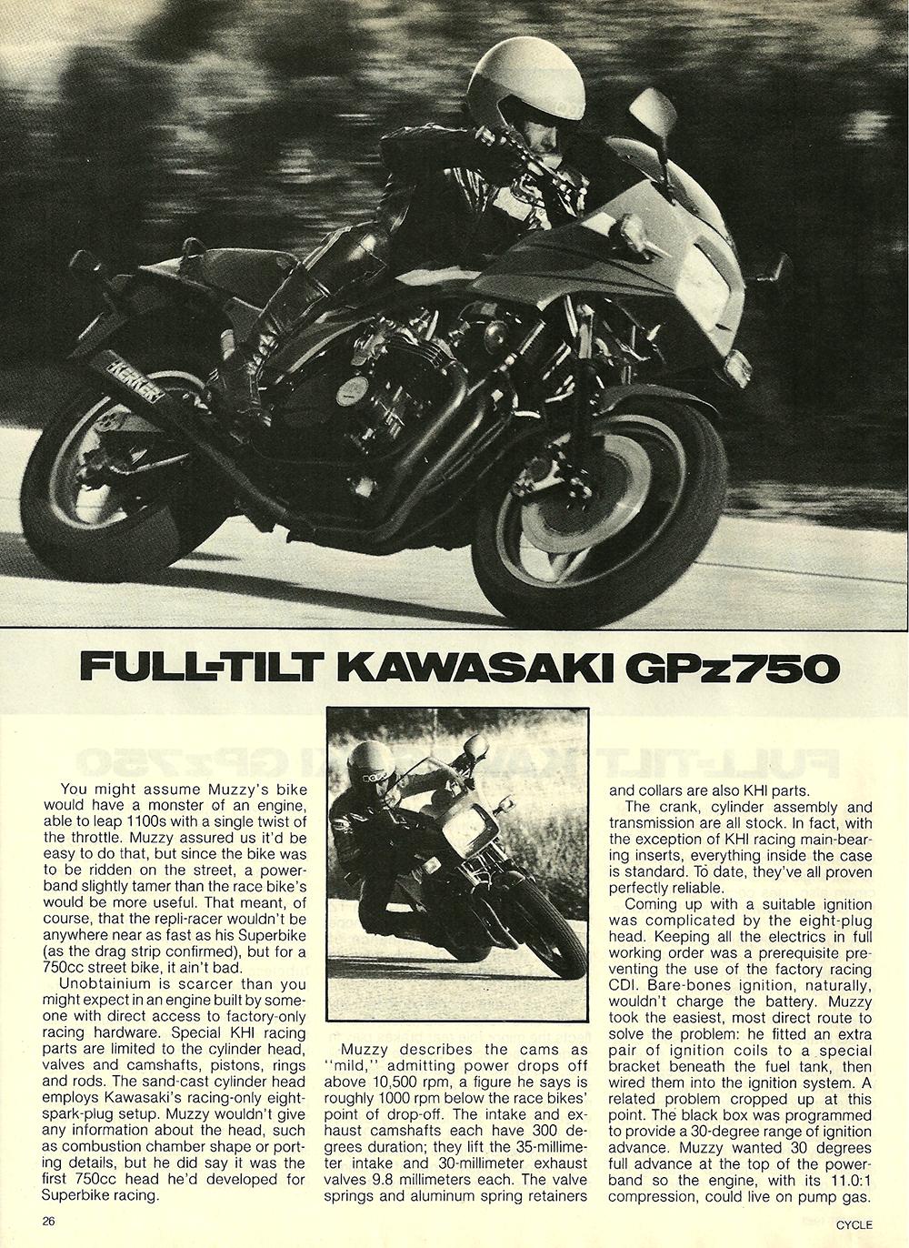 1983 Kawasaki GPz 750 full tilt test 4.jpg