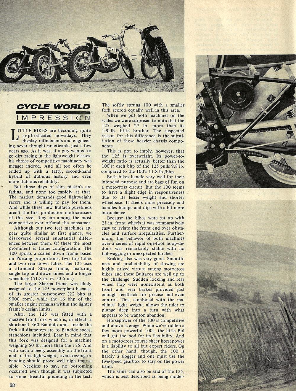 1970 Bultaco Sherpa 175 and 200 road test 03.jpg