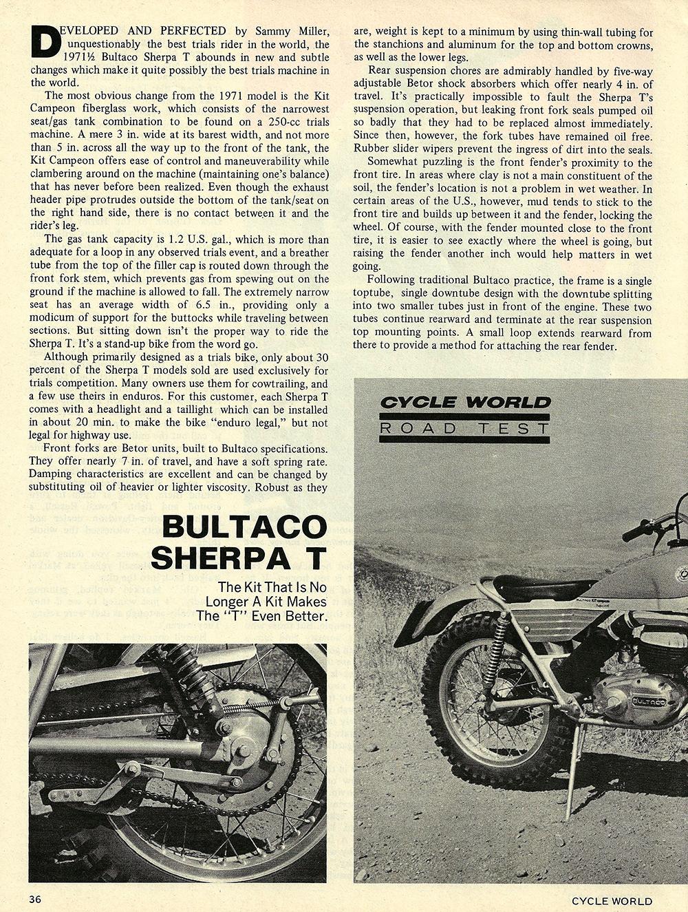 1971 Bultaco Sherpa T road test 01.jpg