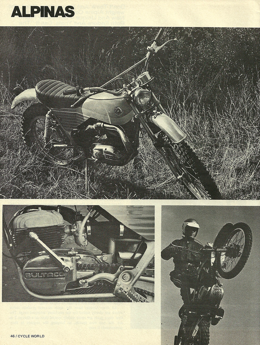1973 Bultaco Alpina 175 350 road test 03.jpg