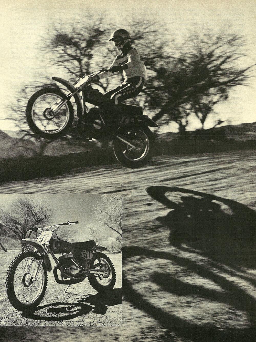 1974 Bultaco 352 Pomeroy road test 04.jpg