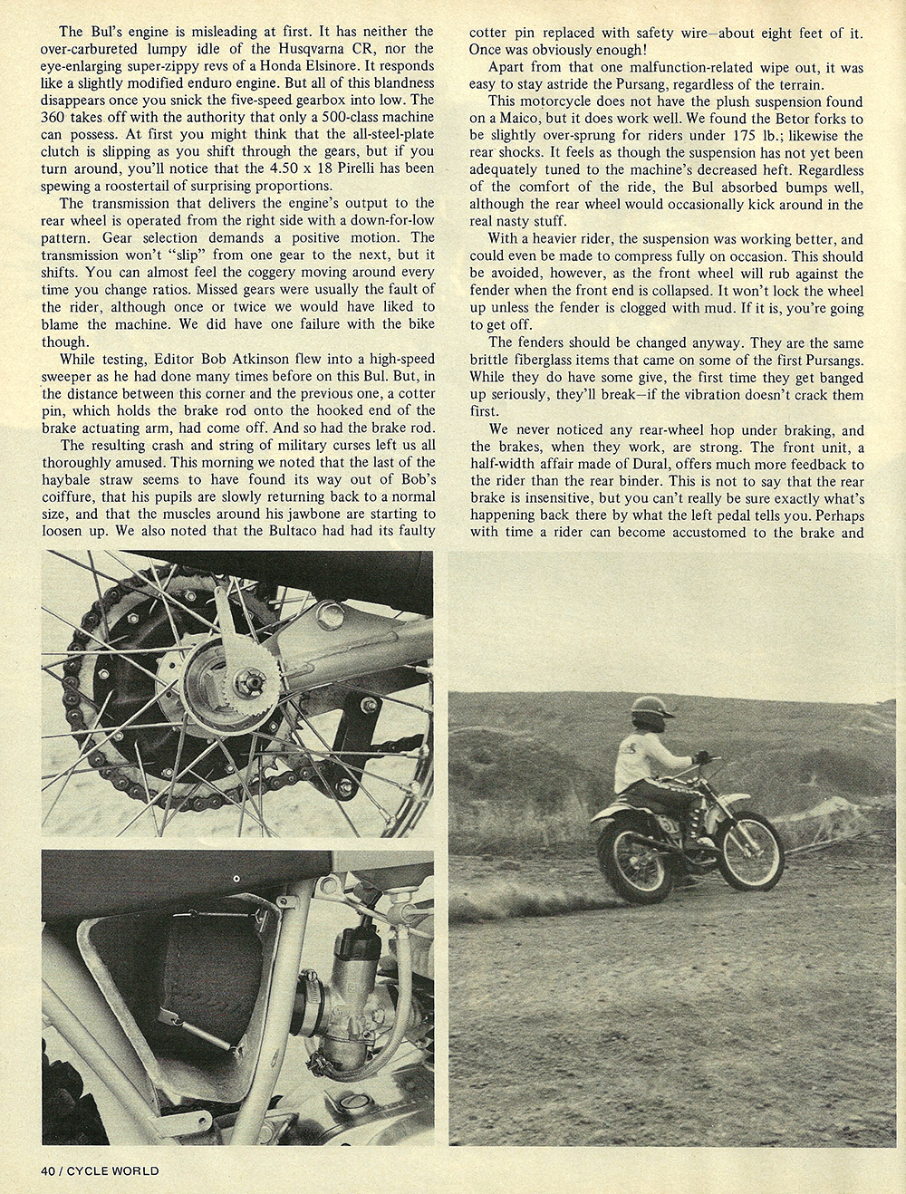 1974 Bultaco 352 Pomeroy road test 05.jpg