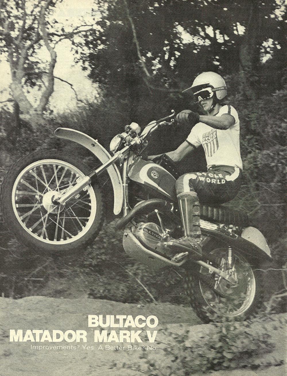 1974 Bultaco Matador 250 Mark 5 road test 01.jpg